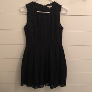 Black Flirty Dress